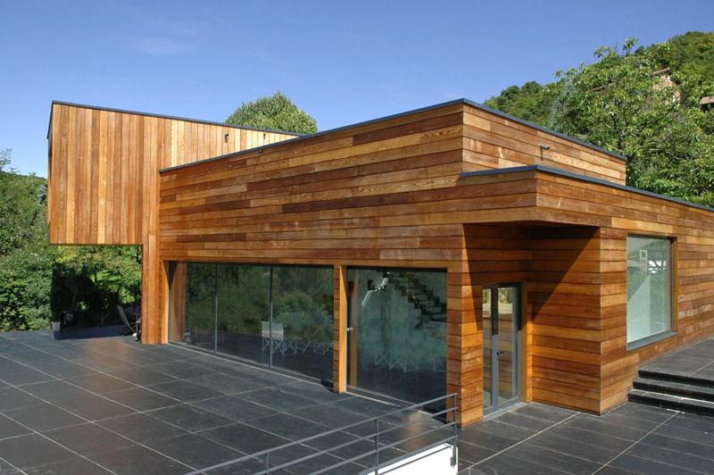 maison en bois en kit pologne
